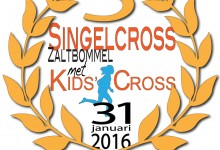SAVE THE DATE LUSTRUM-EDITIE SINGELCROSS
