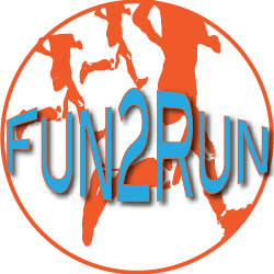 logo hardloopgroep Fun2Run in Zaltbommel door K. de Bondt