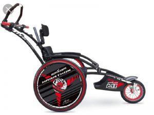 RUNfor2; een hardlooprolstoel voor Lorenzo en Tom
