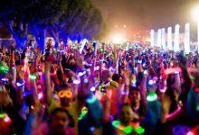 CARIBBEAN LIGHTRUN -sponsorloop voor Sint-Maarten