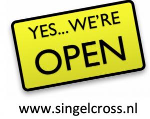 inschrijving van de Singelcross 2019 in Zaltbommel is nu geopend