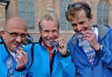 ZDRunners volbrengen de zwaartse marathon van Nederland