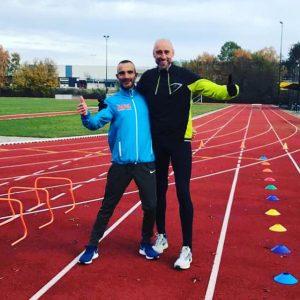 Nieuwe trainers Chris en Ewout